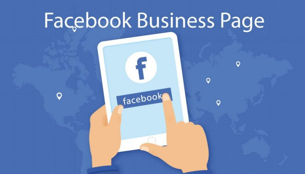 right start with your facebook page