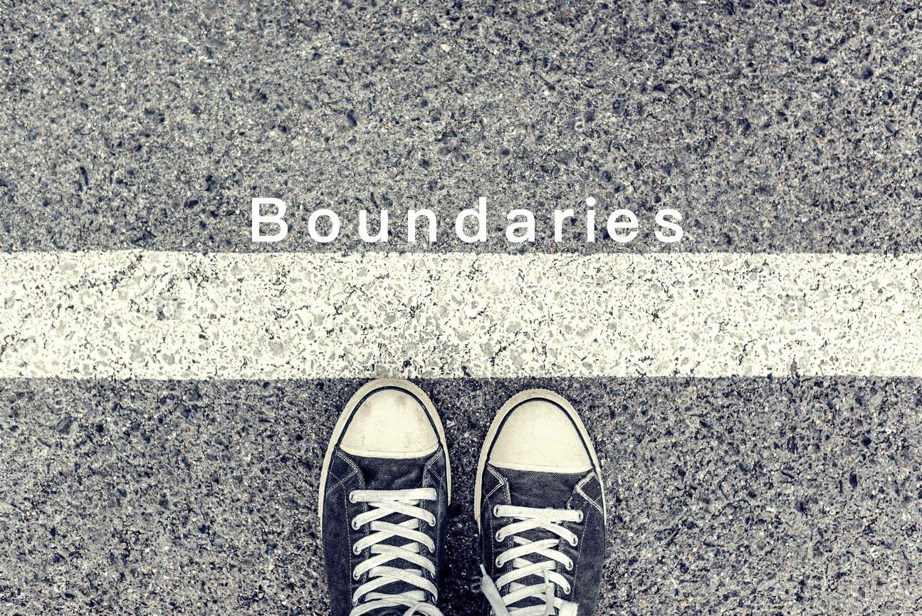 boundaries of web hosting support